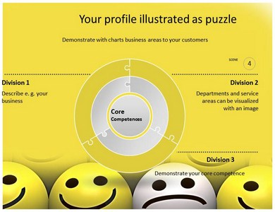 Smile - Powerpoint Template #00653
