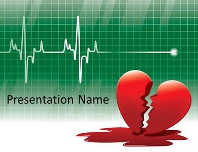 Electrocardiograph PPT Presentation Template