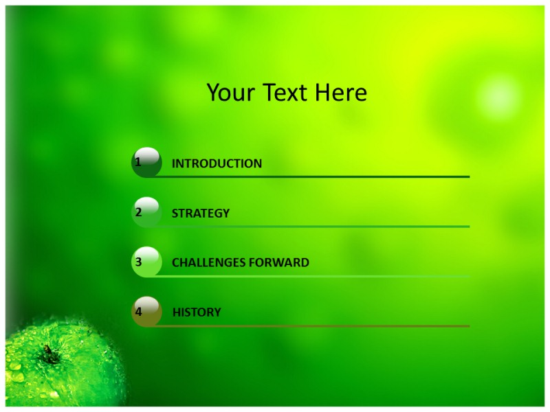 Green powerpoint templates and backgrounds download toneelgroepblik Image collections