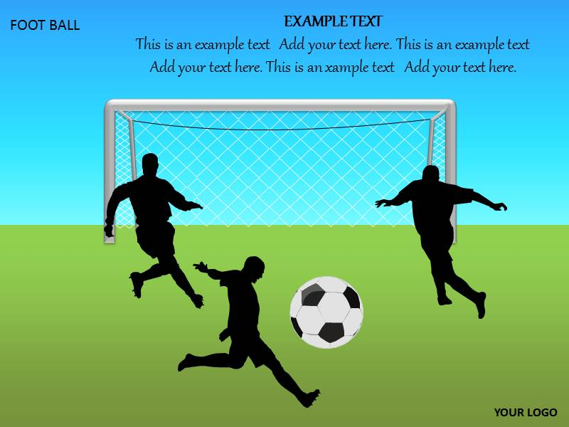 football figures powerpoint backgrounds - photo #20