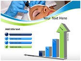 laser treatment ppt themes template