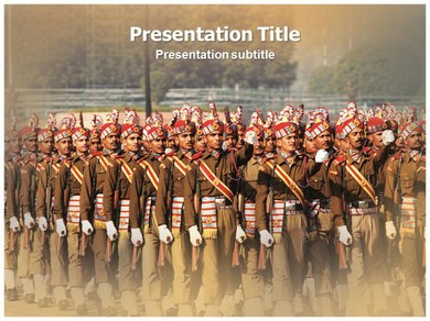 indian army powerpoint templates and backgrounds, Modern powerpoint