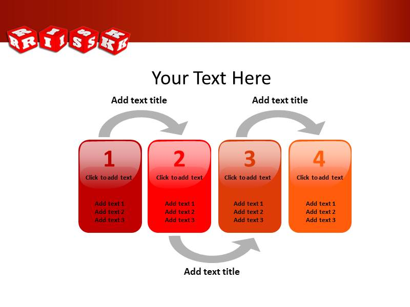 Risk Mitigation PowerPoint Templates and Backgrounds