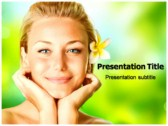 SPA Design powerPoint template