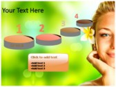 SPA Design powerpoint template download