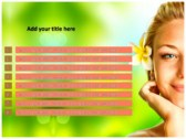 SPA Design powerpoint theme professional