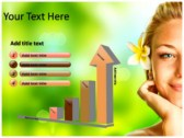 SPA Design ppt themes template