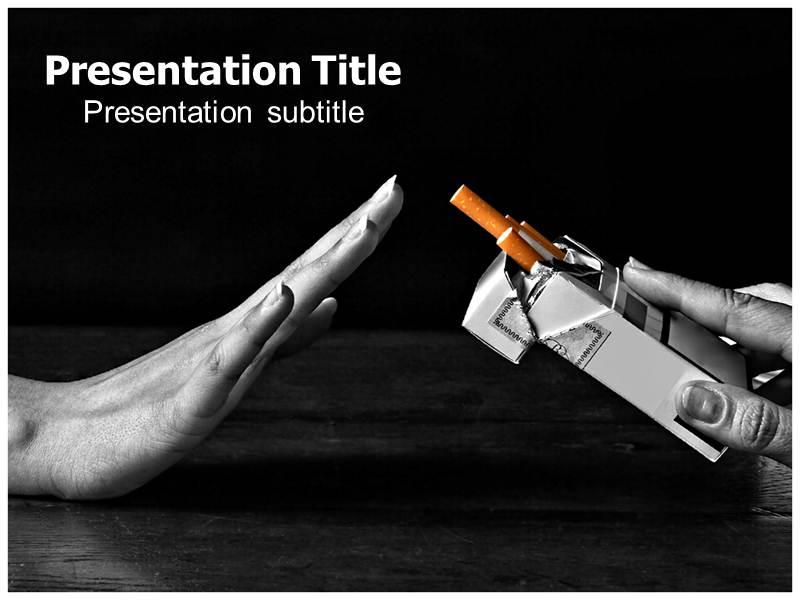 No smoking movie powerpoint templates and backgrounds download toneelgroepblik Gallery
