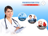 PPT Templates for Hospital