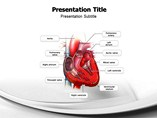 download medical powerpoint template - Congestive Heart Failure