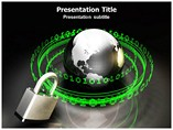 Digital Security - Powerpoint Templates