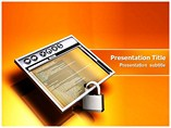 Internet Browser Security Templates For Powerpoint