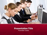 Computer Learning Templates For Powerpoint