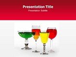 Drink Templates For Powerpoint