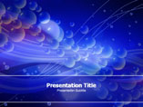 Blue Abstract-PPT Template