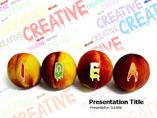 Creative idea  powerpoint template