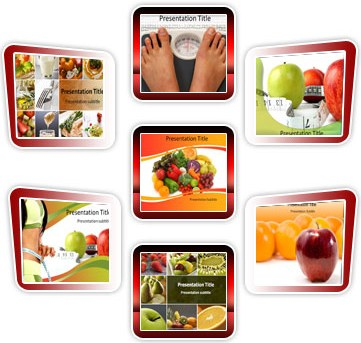 Diet Bundle Templates For Powerpoint