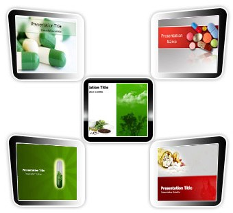Pills Bundle Templates For Powerpoint