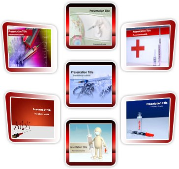 Syringe Bundle Templates For Powerpoint