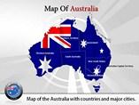 Maps Australia