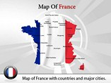 Maps of France