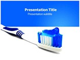 Toothbrush Templates For Powerpoint