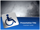 Disabled Person Templates For Powerpoint