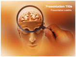 Brain Facts Templates For Powerpoint