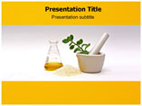 Homeopathic medicine Templates For Powerpoint