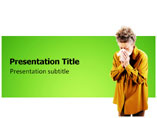 Cold Flu Templates For Powerpoint
