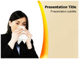 Cold Flu Fever Templates For Powerpoint