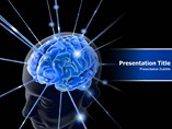Anatomy of Brain Animation Templates For Powerpoint