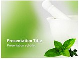 Homeopathy Remedies  PowerPoint Template