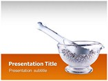 Mortal and Pestle Templates For Powerpoint