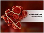 Clotting Cascade Diagram Templates For Powerpoint