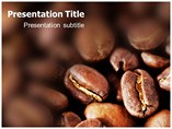 Coffee Beans Templates For Powerpoint