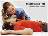 CPR Cardiopulmonary PowerPoint Graphics