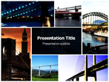 Various Bridges Templates For Powerpoint