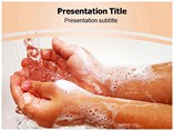 Hand Washing Templates For Powerpoint
