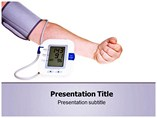 Hypertension PathoPhysiology Templates For Powerpoint