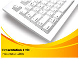 Keyboard Test Templates For Powerpoint