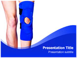 Knee Pics Templates For Powerpoint