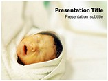 Preterm newborn Powerpoint Templates