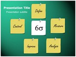 Six Sigma Academy Templates For Powerpoint