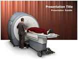 MRI Scan PowerPoint Template