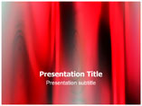 Abstract Red Templates For Powerpoint