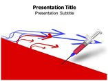 Syringe Powerpoint (PPT) Template