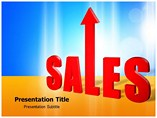 Sales Record PPT Template