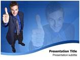 Positive Attitude Powerpoint (PPT) Template