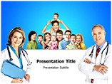 Family Practice Powerpoint  Template